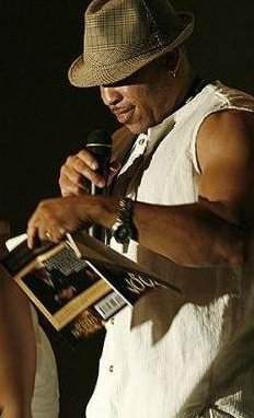 Spoken Word Master Poet Jarvis Talley
