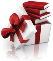 GiftBooksRedRibbon