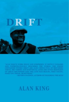 "Alan King, Author of ""Drift"""