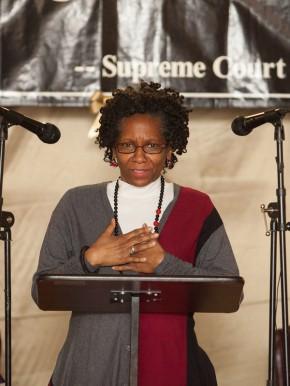Poet, Activist, Public Speaker, CeLillianne Green